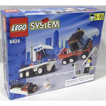 LEGO Town Sets: 6424 Rig Racers NEW