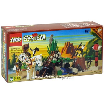 LEGO Western Sets: 6718 Rain Dance Ridge NEW